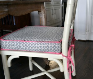 Maddie G Designs Kitchen Chairs