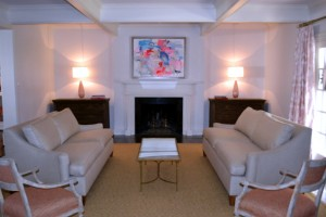 Maddie G Designs Living Room