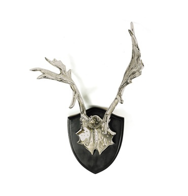 Silver Antlers available via Maddie G Designs