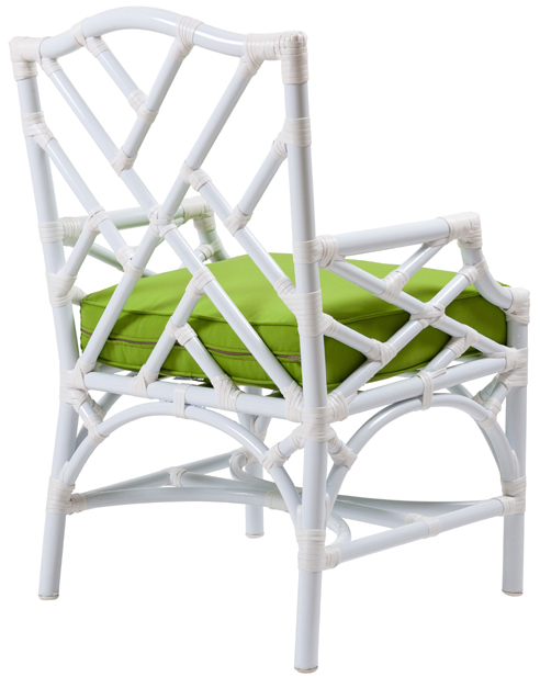 Outdoor Chippendale Dining Chair