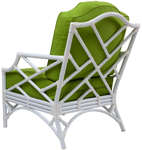 Outdoor Chippendale Lounge Chair