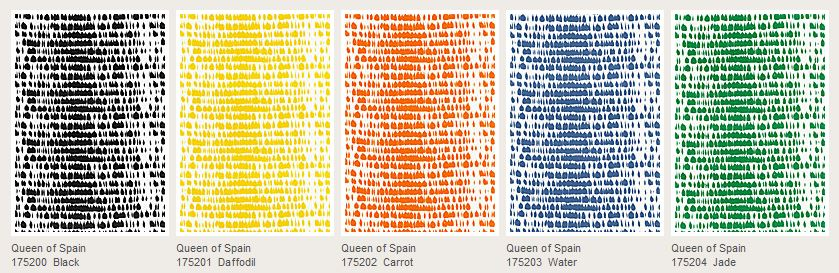 Schumacher Queen Of Spain Fabric Available At Shop Maddie G