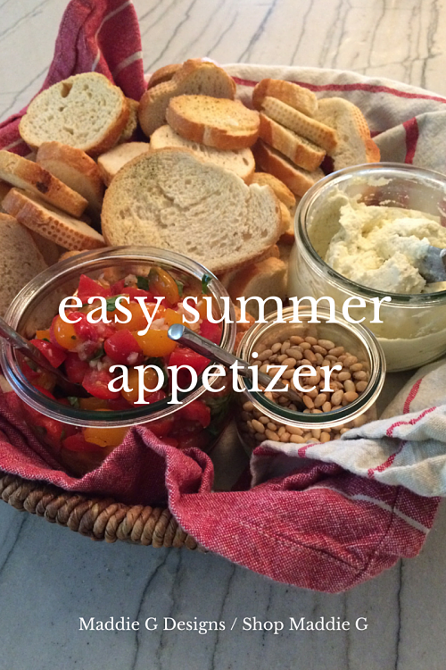 Easy Summer Appetizer