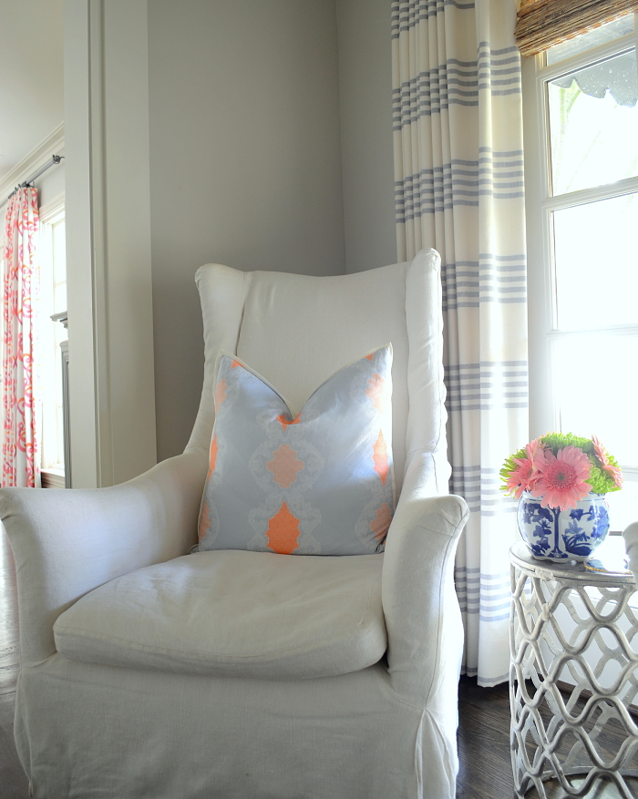 Maddie G Designs One Room Challenge Contat us for Source Information